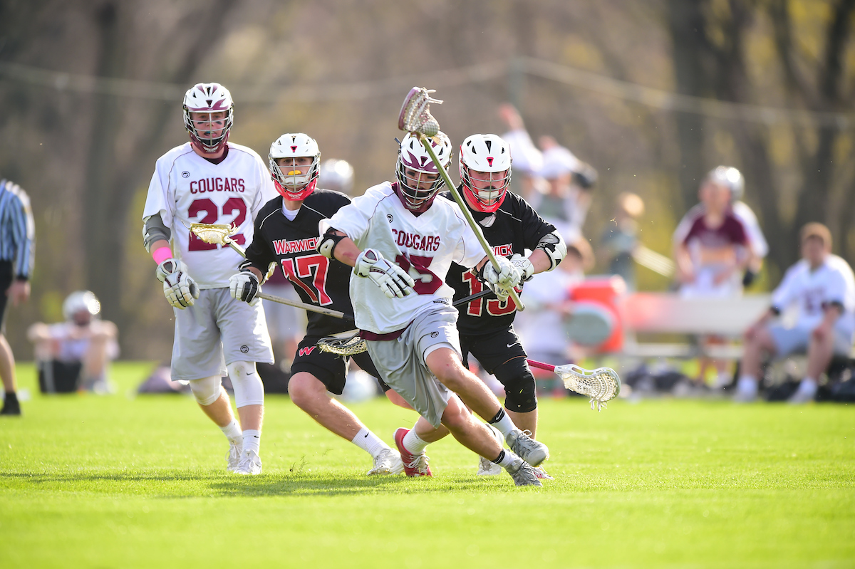 Lancaster Country Day School  V Boys Lax4-23-18