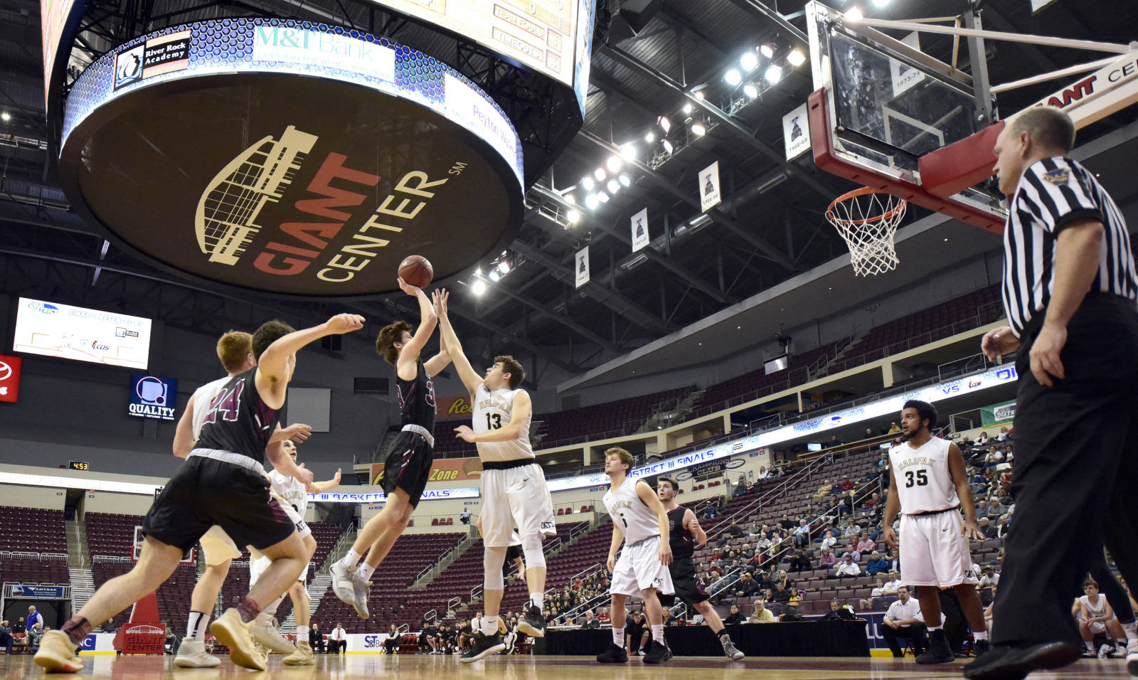 Lancaster Country Day vs Halifax-D3 1A Boys Championships